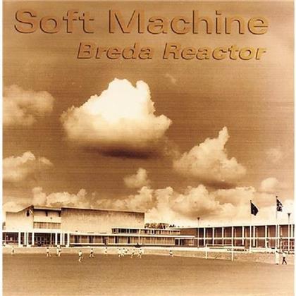 The Soft Machine - Breda Reaktor (2 CDs)
