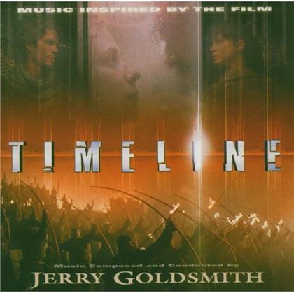 Jerry Goldsmith - Timeline (OST) - OST (Hybrid SACD)