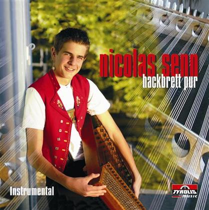Nicolas Senn - Hackbrett Pur