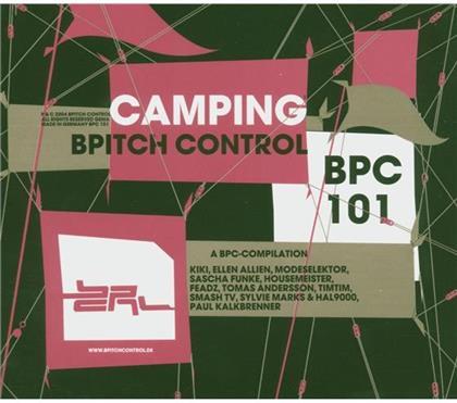 Camping (Bpitch Control Presents) - Vol. 1