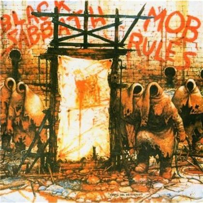 Black Sabbath - Mob Rules (Remastered)