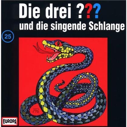 Die Drei ??? - 025 Und Die Singende Schlange