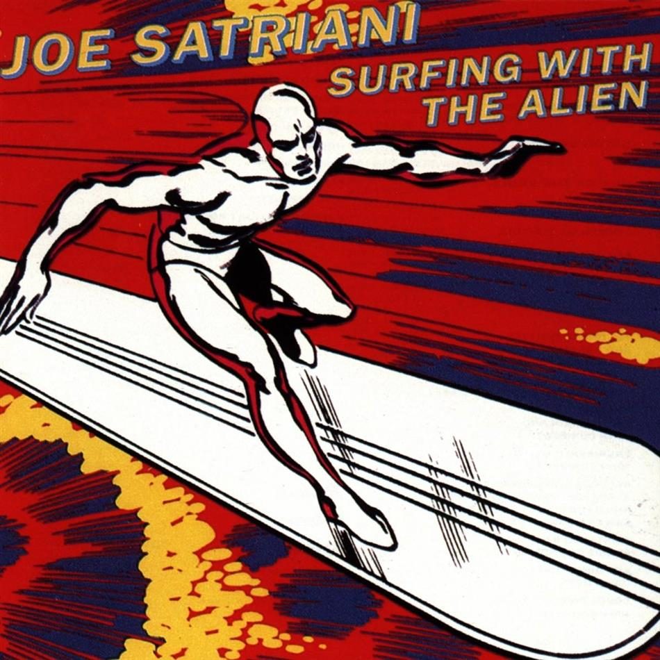Joe Satriani - Surfing With The Alien (Remastered)