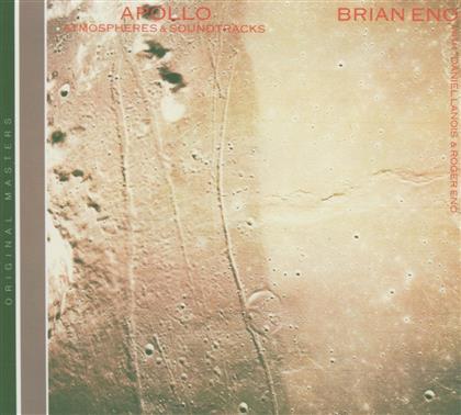 Brian Eno, Daniel Lanois & Roger Eno - Apollo (Digipack)