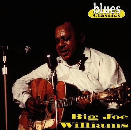 Big Joe Williams - Blues Classics