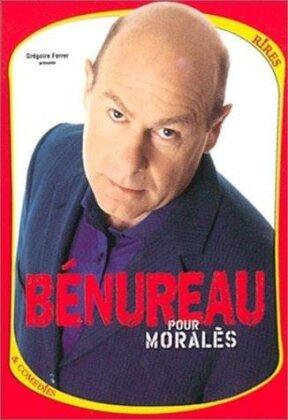 Didier Bénureau - Bénureau pour moralès (Collector's Edition, DVD + CD)