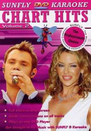 Karaoke - Sunfly - Chart Hits Volume 2