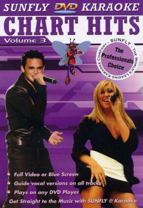 Karaoke - Sunfly - Chart Hits Volume 3