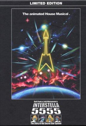 Daft Punk - Interstella 5555 (Limited Edition, 2 DVDs)