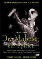 Dr. Mabuse, der Spieler (Deluxe Edition, 2 DVDs)