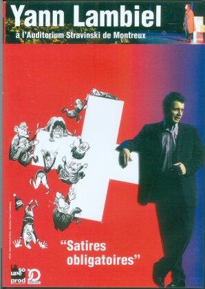 Yann Lambiel - Satires obligatoires