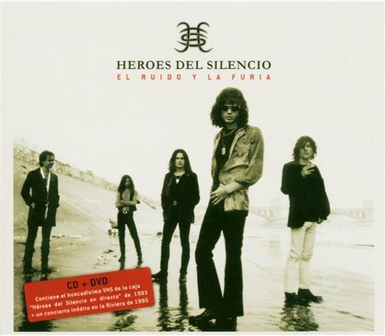 Heroes Del Silencio - El Ruido Y La Furia - Live (CD + DVD)