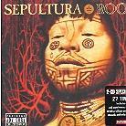 Sepultura - Roots - Roadrunner Anniversary Edition (2 CDs)