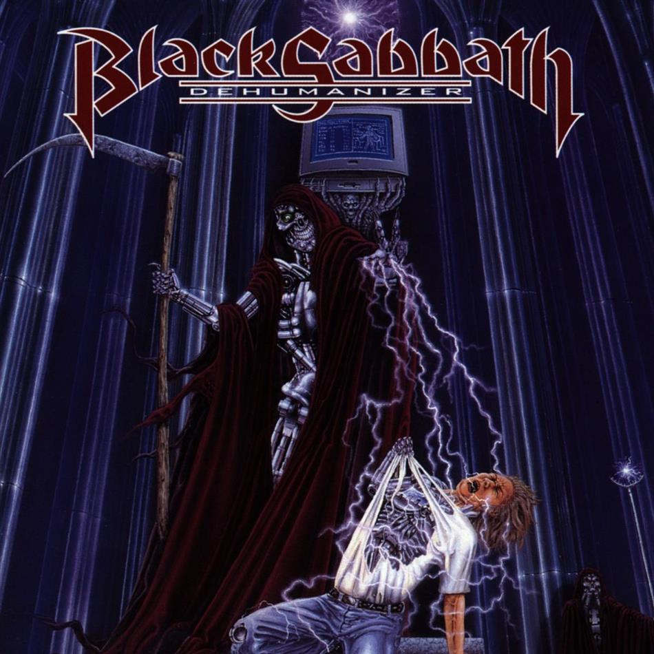 Black Sabbath - Dehumanizer (Remastered)