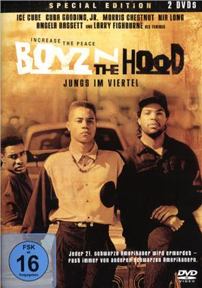 Boyz 'n the Hood (1991) (Special Edition, 2 DVDs)