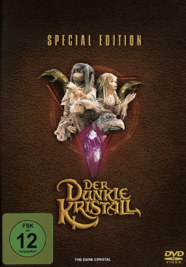 Der dunkle Kristall (1982) (Special Edition)