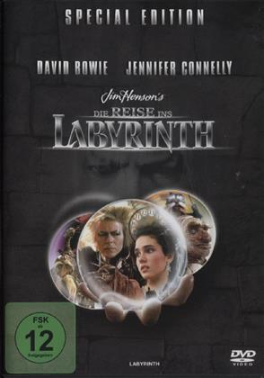Die Reise ins Labyrinth (1986) (Special Edition)