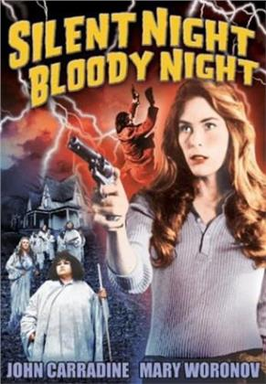 Silent Night, Bloody Night (1972) (n/b, Unrated)