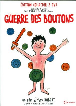 La guerre des boutons (1962) (Collector's Edition, 2 DVDs)