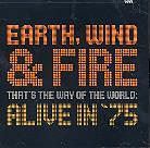 Earth, Wind & Fire - That's The Way - Alive 75 (SACD)