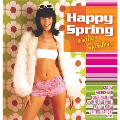 Happy Spring - Endlich Frühling (2 CDs)