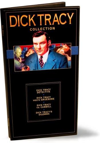 Dick Tracy Collection (Unrated, 4 DVD)