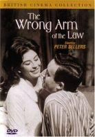 The wrong arm of the law (n/b)