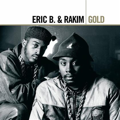 Eric B. & Rakim - Gold (Remastered, 2 CDs)