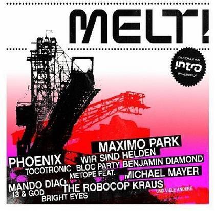 Melt (Sampler) - Vol. 1