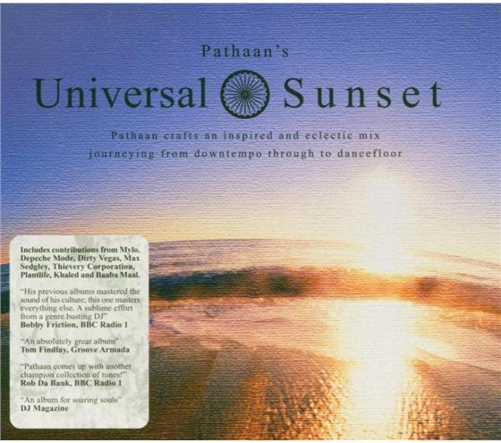 Pathaan's Universal Sunset - Various (2 CDs)