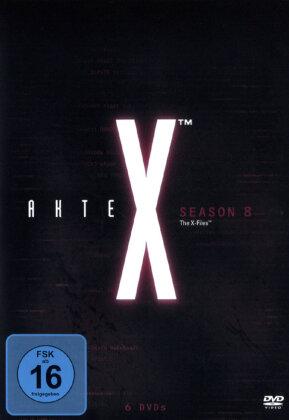 Akte X - Staffel 8 (6 DVDs)
