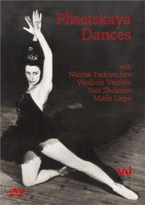 Plisetskaya - Plisetskaya dances (s/w)