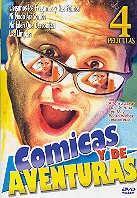 Comicas y de aventuras (2 DVD)