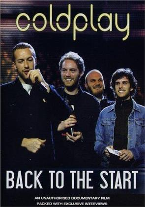 Coldplay - Back to the start (Inofficial)