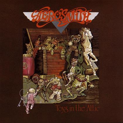 Aerosmith - Toys In The Attic (Remastered)