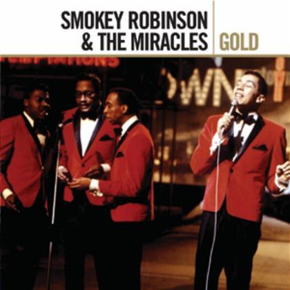 Smokey Robinson - Gold (2 CDs)