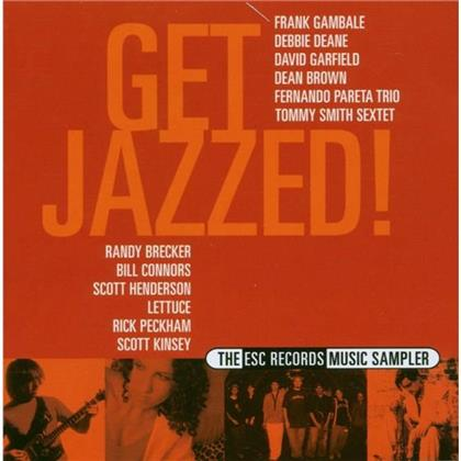 Get Jazzed - Various - Esc Records