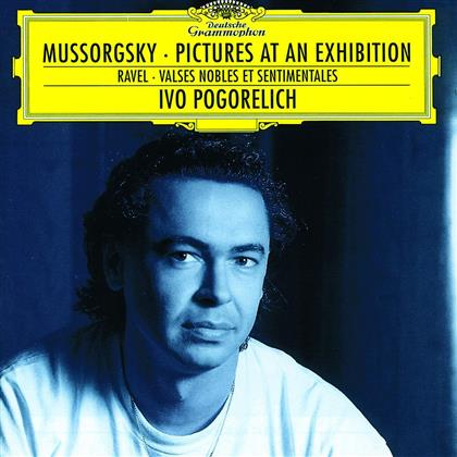Ivo Pogorelich & Mussorgsky M./Ravel M. - Bilder/Valses Nobles