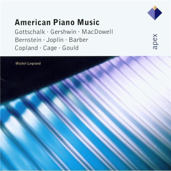 Michel Legrand & Diverse/Klavier - Klavierwerke Amerik.Komponist