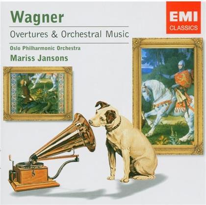 Mariss Jansons & Richard Wagner (1813-1883) - Ouvertüren Und Vorspiele