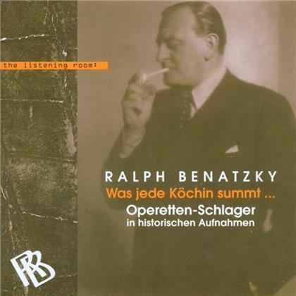 Karlweiss O./Lehmann L./+ & Ralph Benatzky - Was Jede Köchin Summt