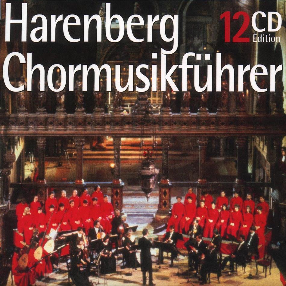 Various & Harenberg - Chormusikführer (12 CDs)