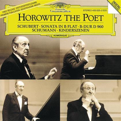 Vladimir Horowitz & Schubert F./Schumann R. - Horowitz The Poet