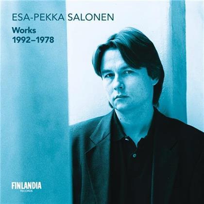 Various & Esa-Pekka Salonen - Works 1992-1978