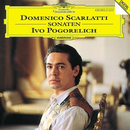 Ivo Pogorelich & Domenico Scarlatti (1685-1757) - Klaviersonaten