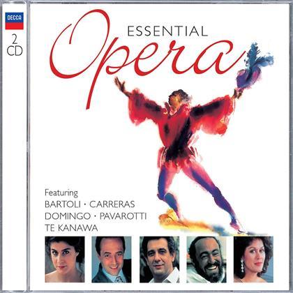 Various & Various - Essential Opera (2 CDs)