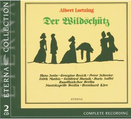 Mathis/Schreier/Süss/Klee/Skb & Albert Lortzing (1801-1875) - Der Wildschütz (Ga) (2 CDs)