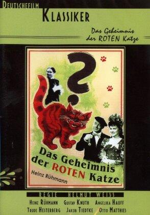 Das Geheimnis der roten Katze - (Deutschefilm Klassiker) (1949)