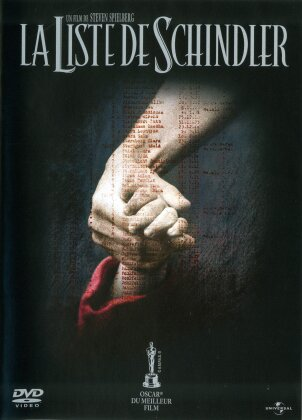 La liste de Schindler (1993) (s/w, 2 DVDs)