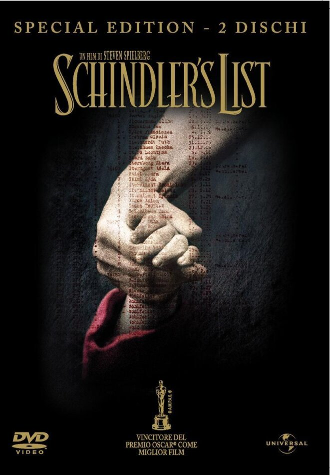 Schindler's List (1993) (s/w, Special Edition, 2 DVDs)